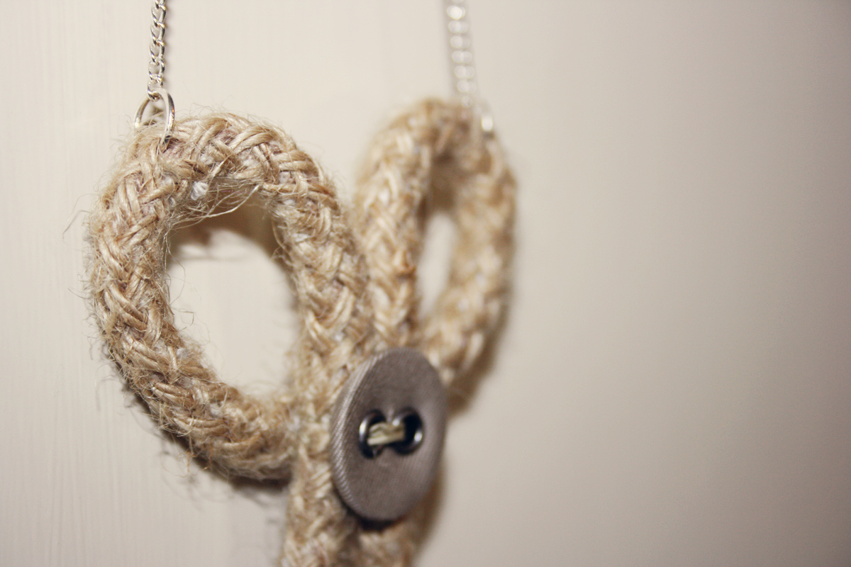 Todays shop addition: Rope and Beaded jewelry. Check them out  here .