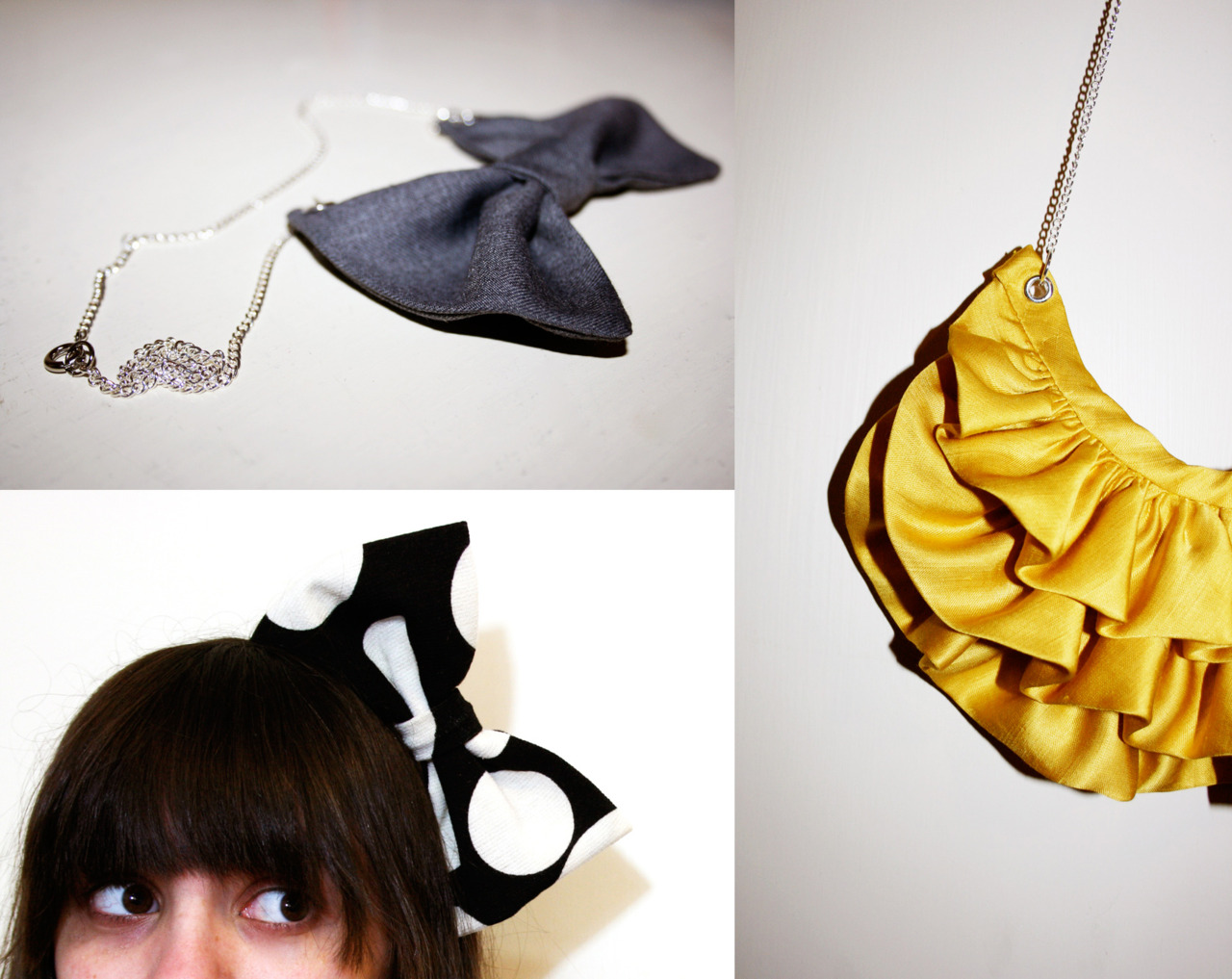 Some new additions to the shop. Ruffles and bows and cuteness, oh my!