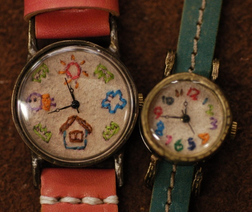 bookspaperscissors :      handmade watches by revolt70 on Etsy