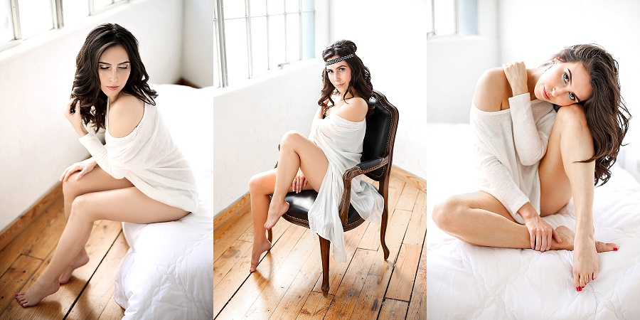 Boudoir Photographer | Soft Elegance Photography