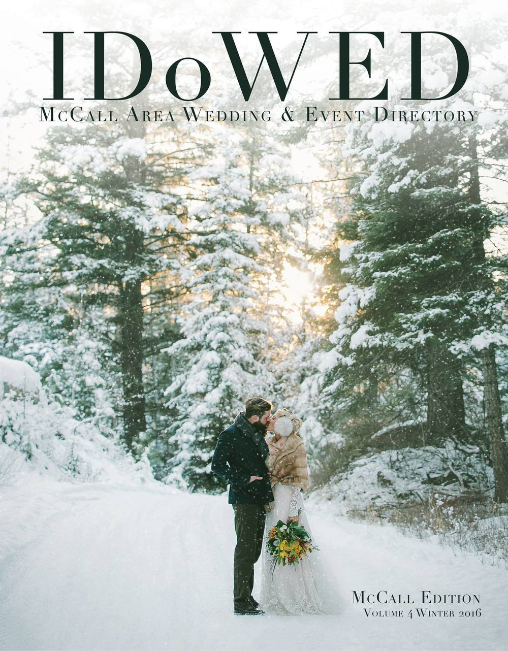 IDoWED McCall Cover 2016