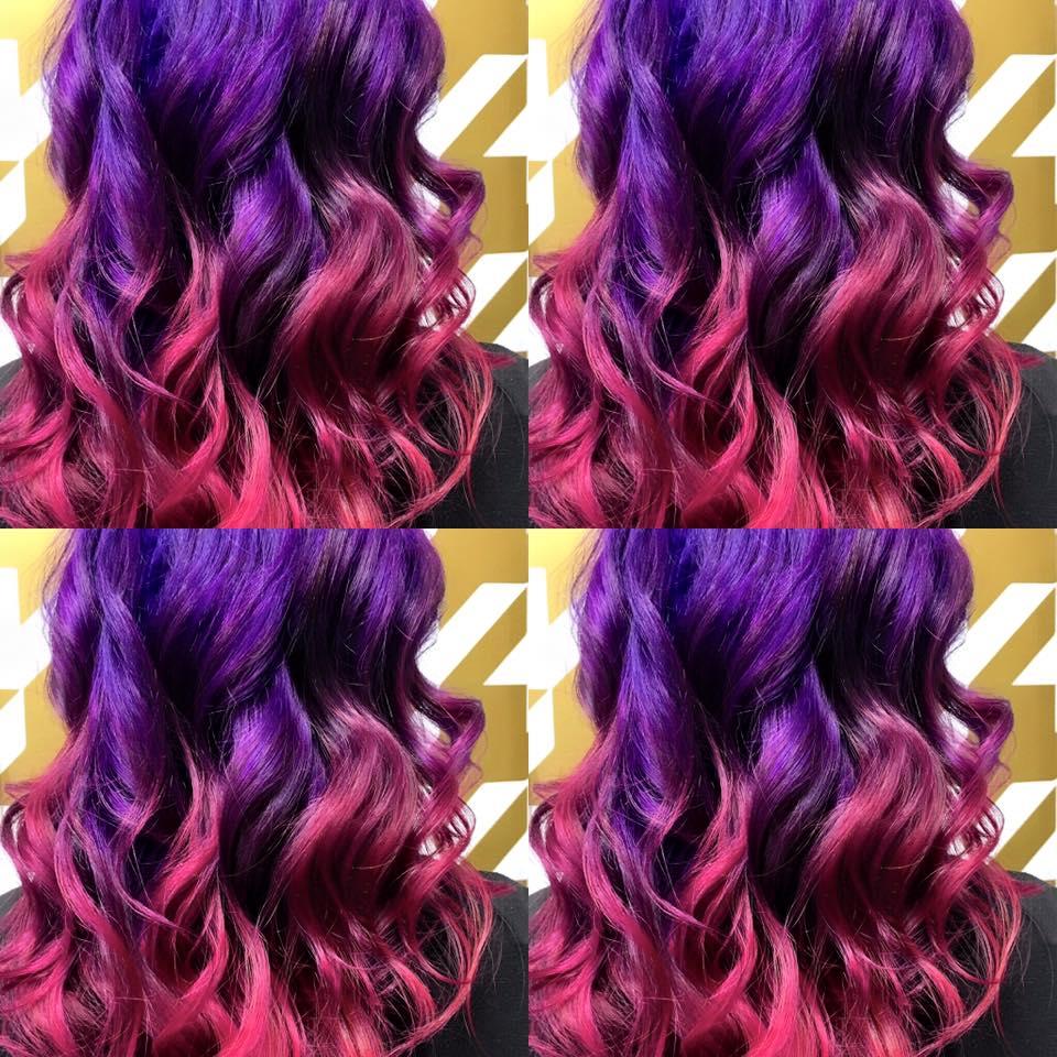 muah unicorn hair