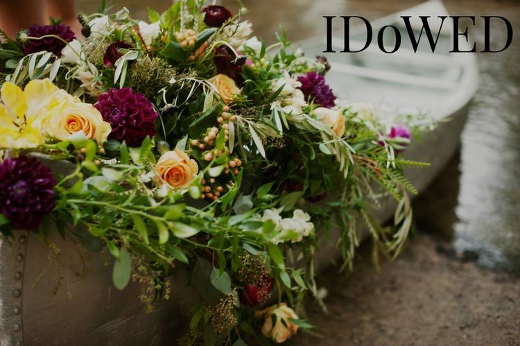 wedding flowers IDoWED
