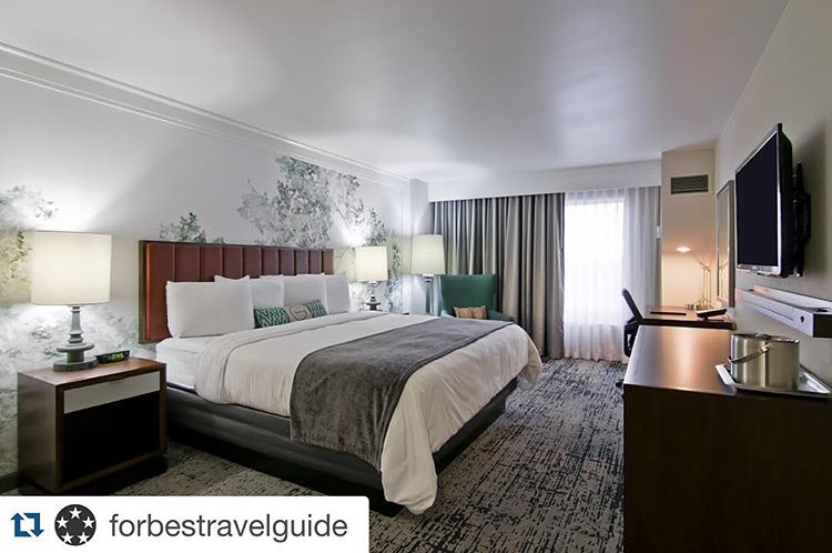 The experts in luxury travel featured our hotel today. Thank you to @forbestravelguide for the tremendous honor. #Boise  #Idaho  #Hotels  #Hospitality  #Travel