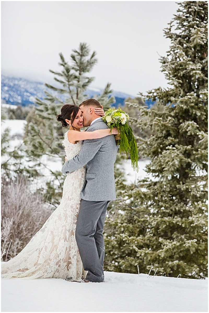 Idaho wedding
