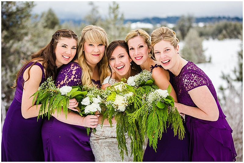 Idaho Bridesmaids