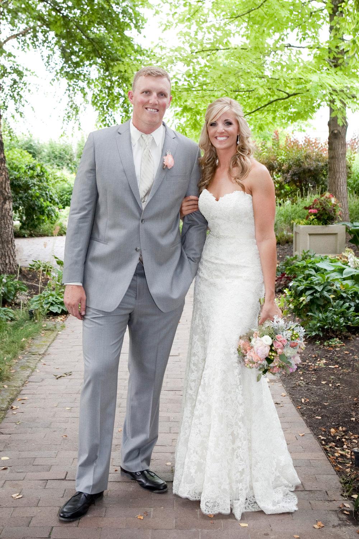 Boise State Wedding