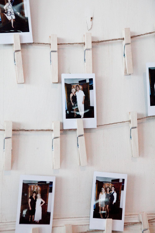 wedding signage Idaho