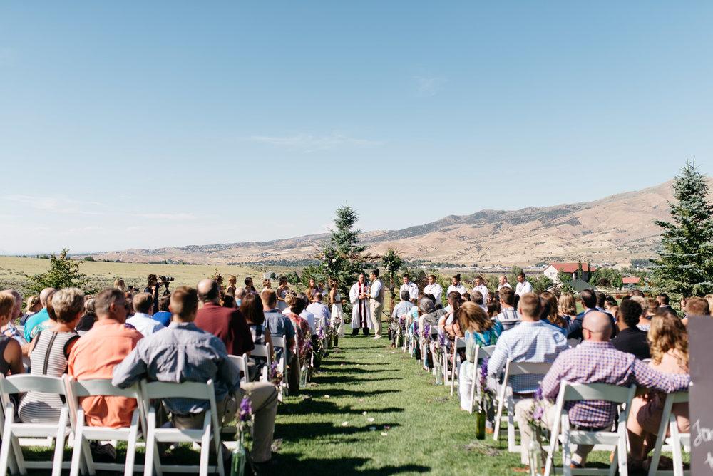 Pocatello Wedding