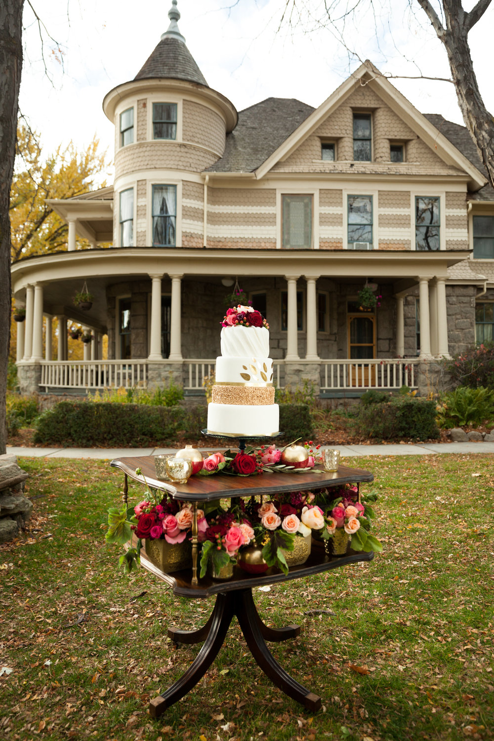 The Bishops' House 2420 Old Penitentiary Rd. Boise ID 83712 208) 342-3279 thebishopshouse.com