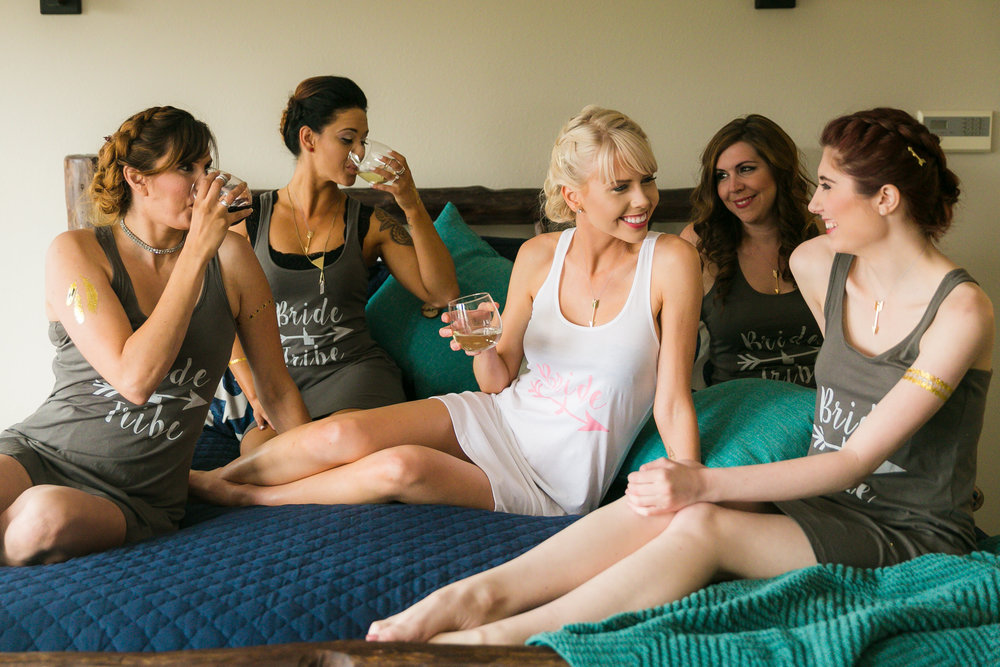Bachelorette relaxation in McCall