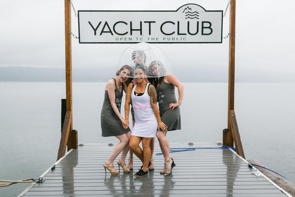 Yacht Club Bachelorette