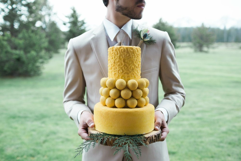 cakeballers Idaho Wedding Cake