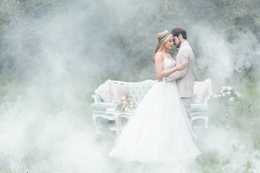 Magical Idaho Wedding