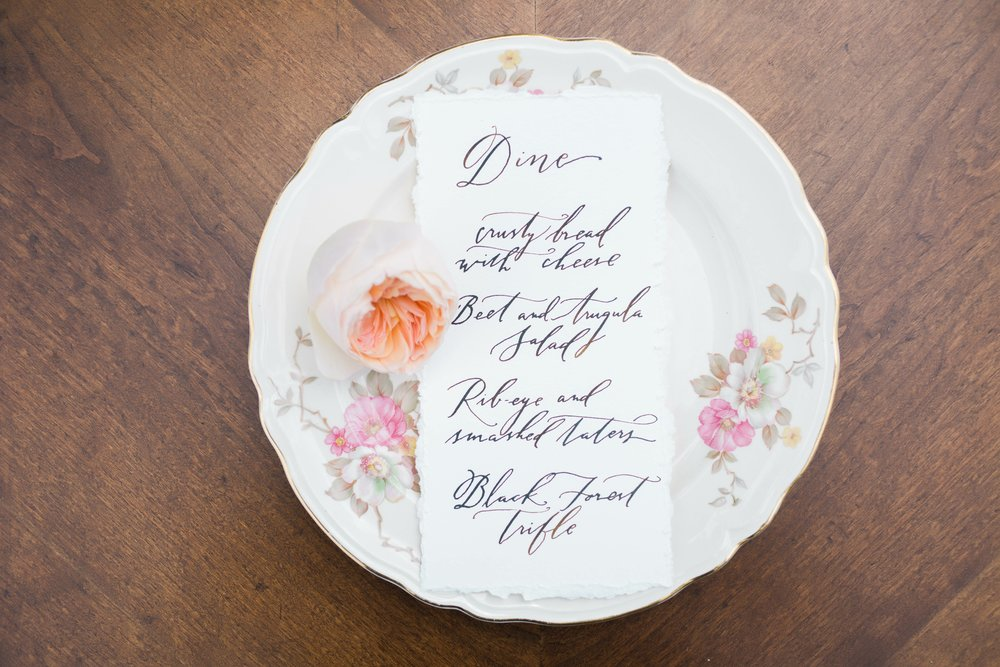 Idaho Wedding Decor