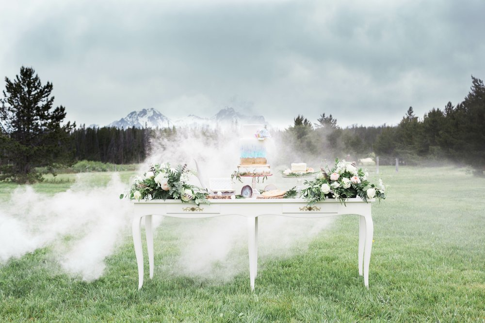Idaho Magical Wedding