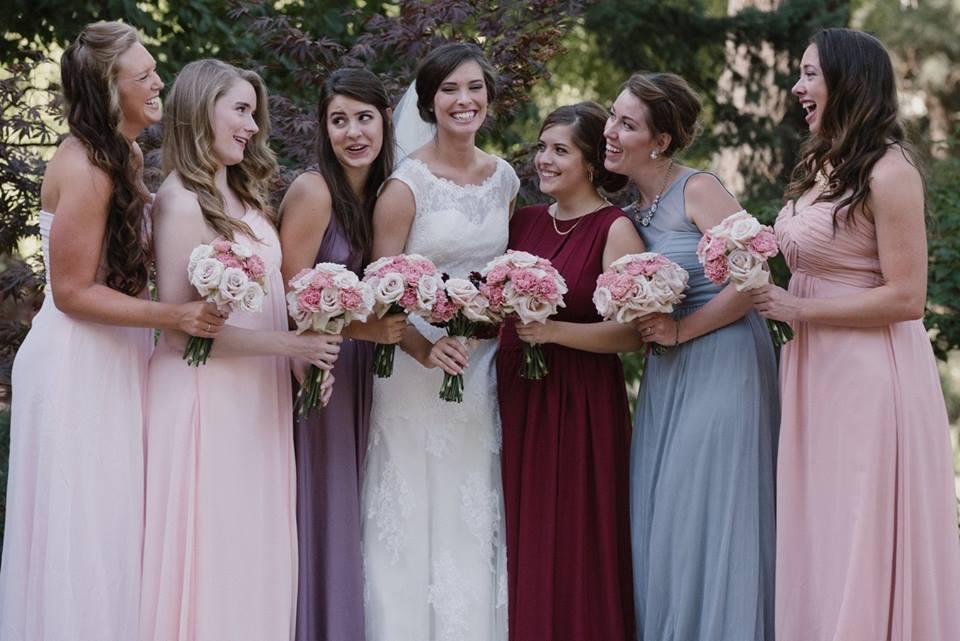 Bridesmaids Moscow