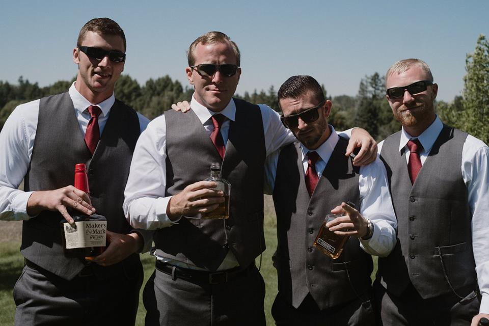 Grooms Men Party Moscow Idaho