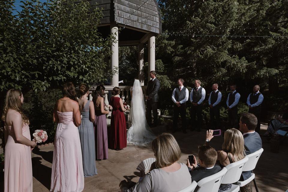 wedding ceremony Moscow