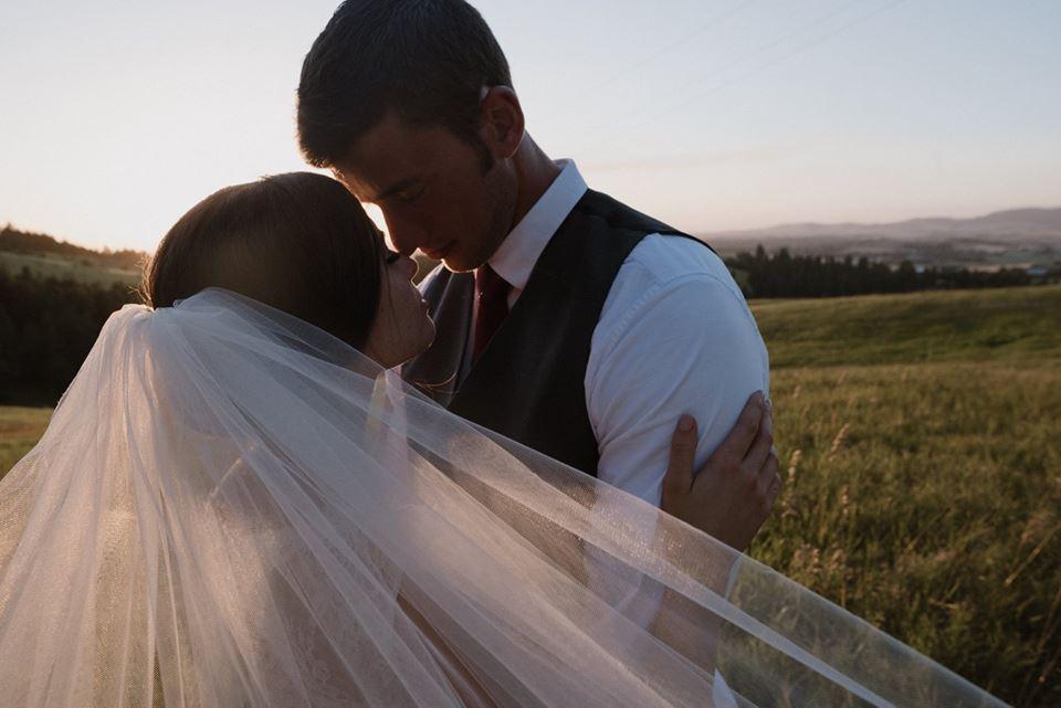 Palouse Wedding Idaho