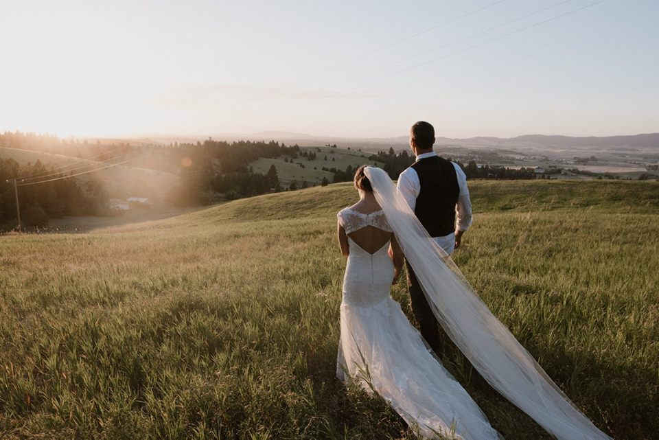 Award Winning Wedding picture