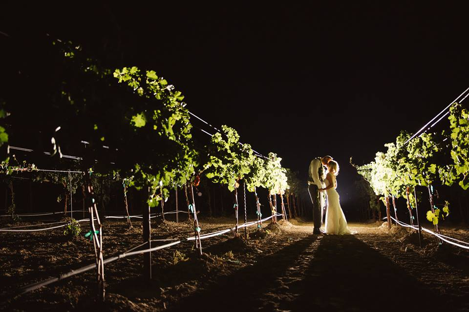 Idaho Vineyard Wedding Ira and Lucy