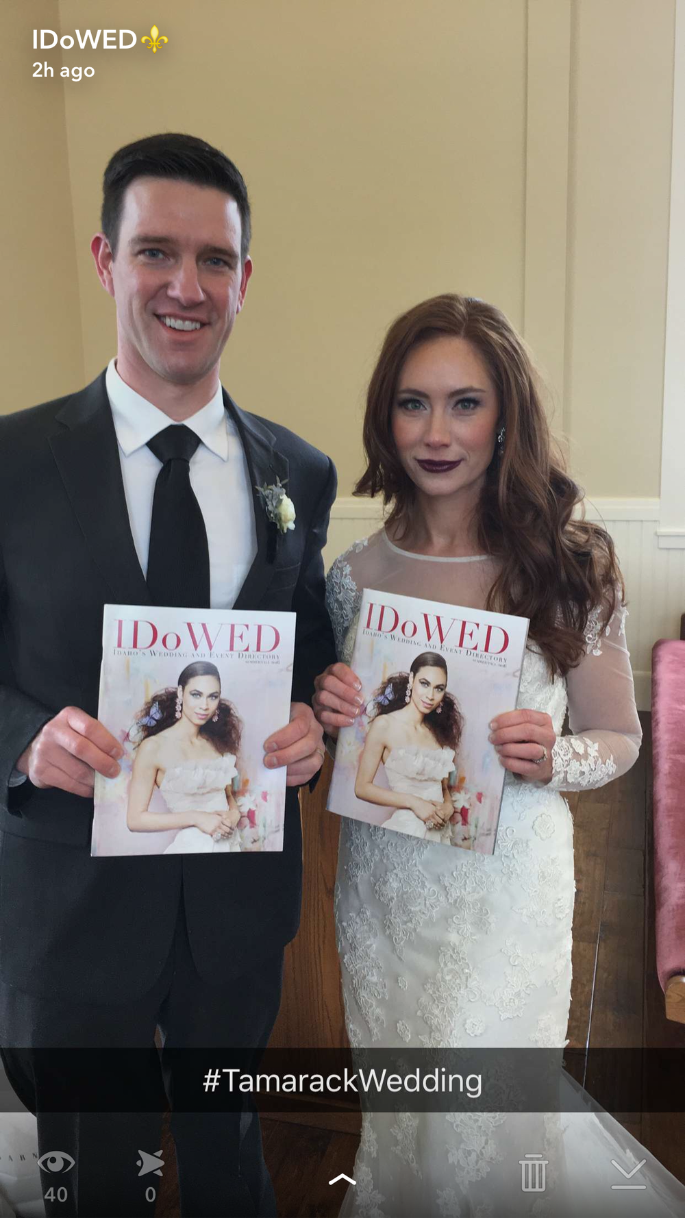 idaho wedding magazine