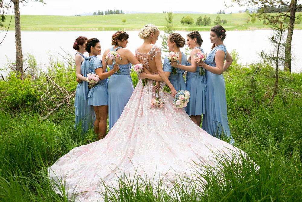 mccall bridesmaids