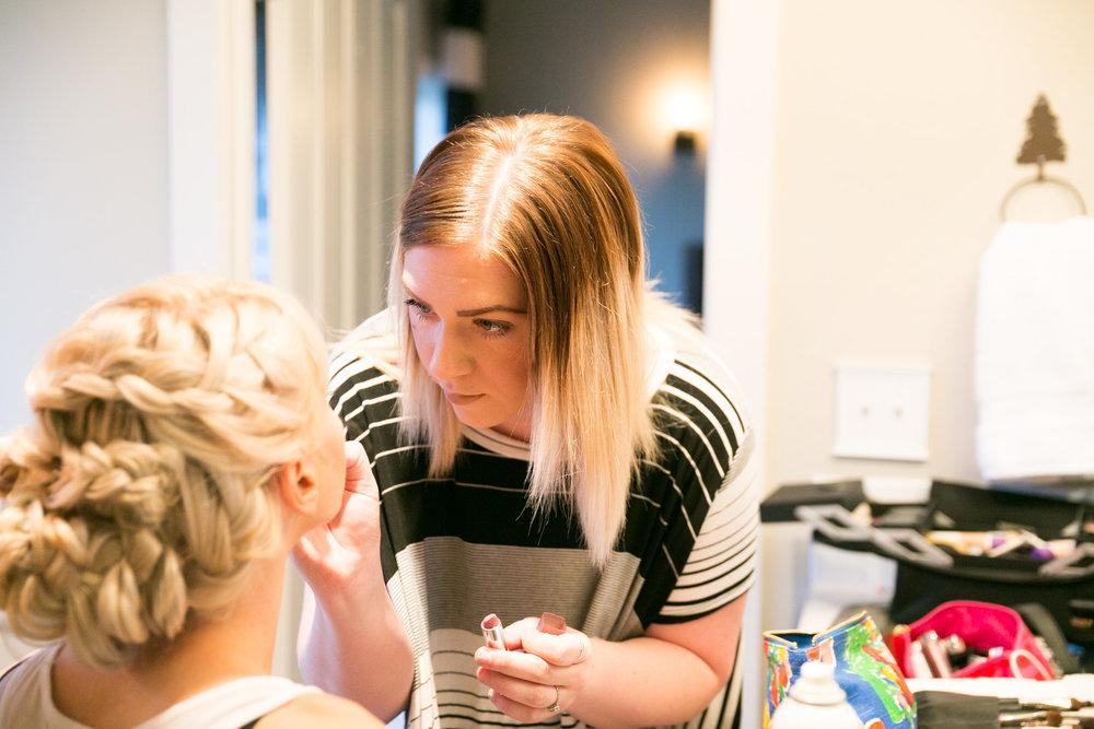McCall Makeup Artist