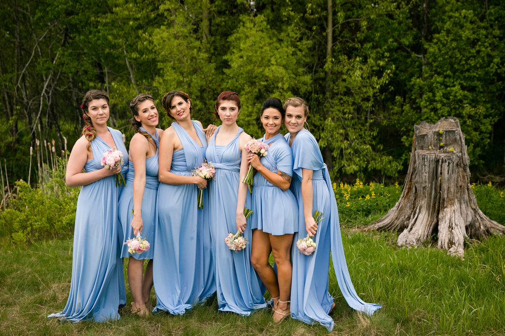 Bridesmaids McCall Idaho