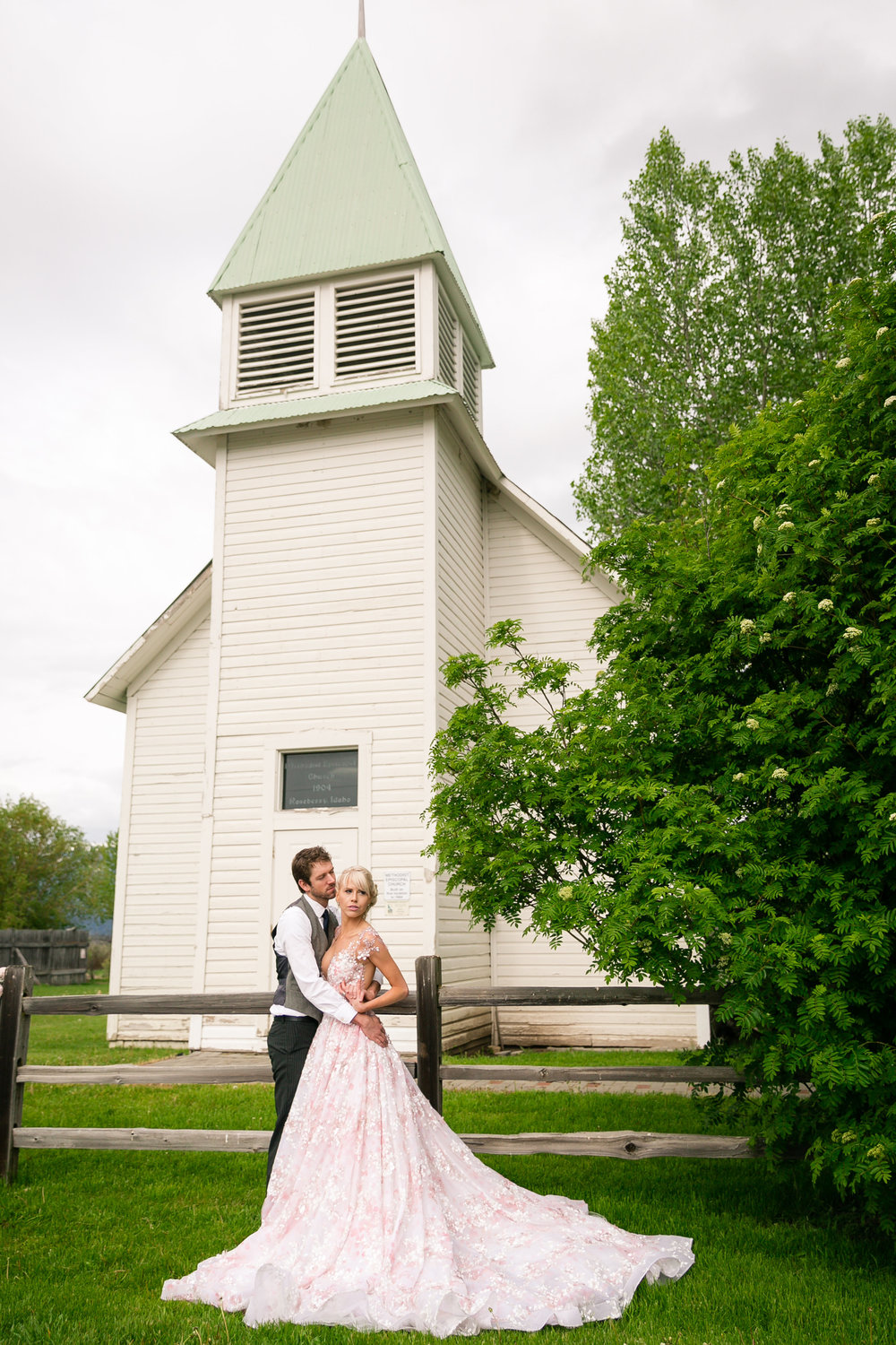 Historic Roseberry Wedding