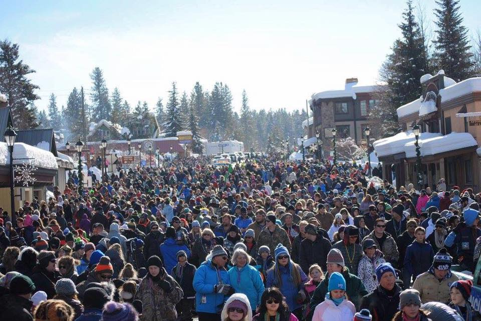 I am going to go out on a limb and declare the first weekend of the 2017 McCall Winter Carnival a success! Next up...amazing midweek events and second weekend!