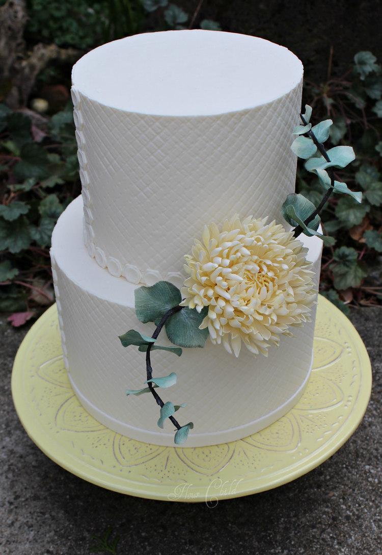 Idaho Wedding Cake