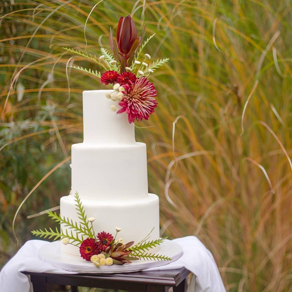 Boise Wedding Cake