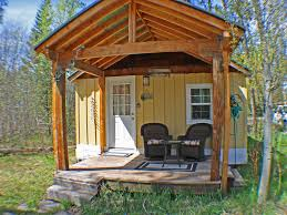 mccall getaway cabin