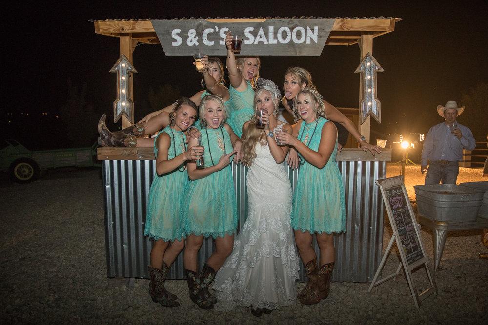 idaho bridesmaids