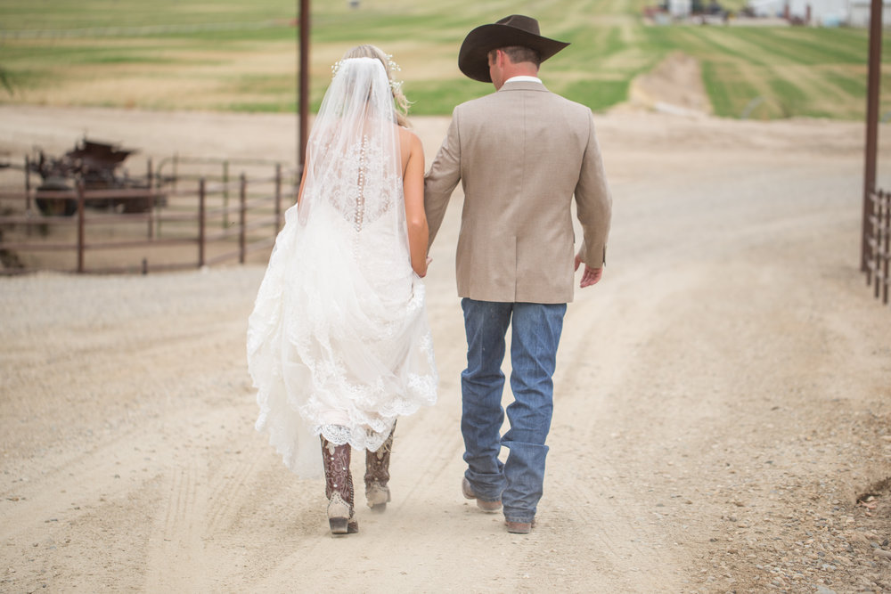 the recessional in Idaho