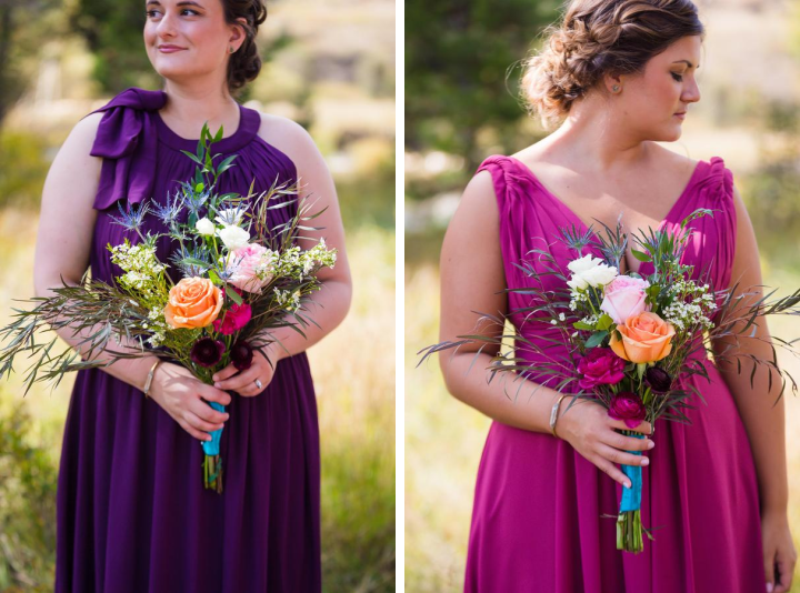 Bridesmaids dresses Idaho