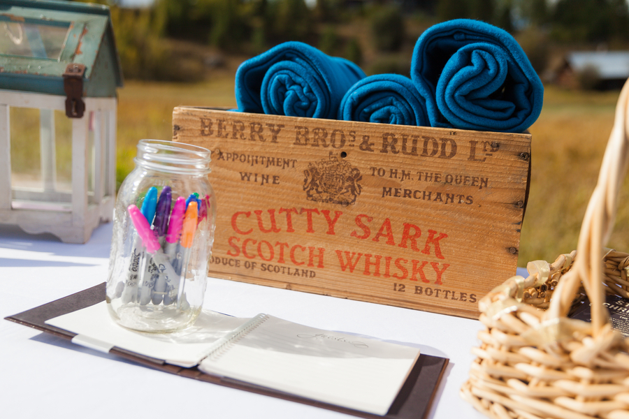 Cutty Sark Wedding