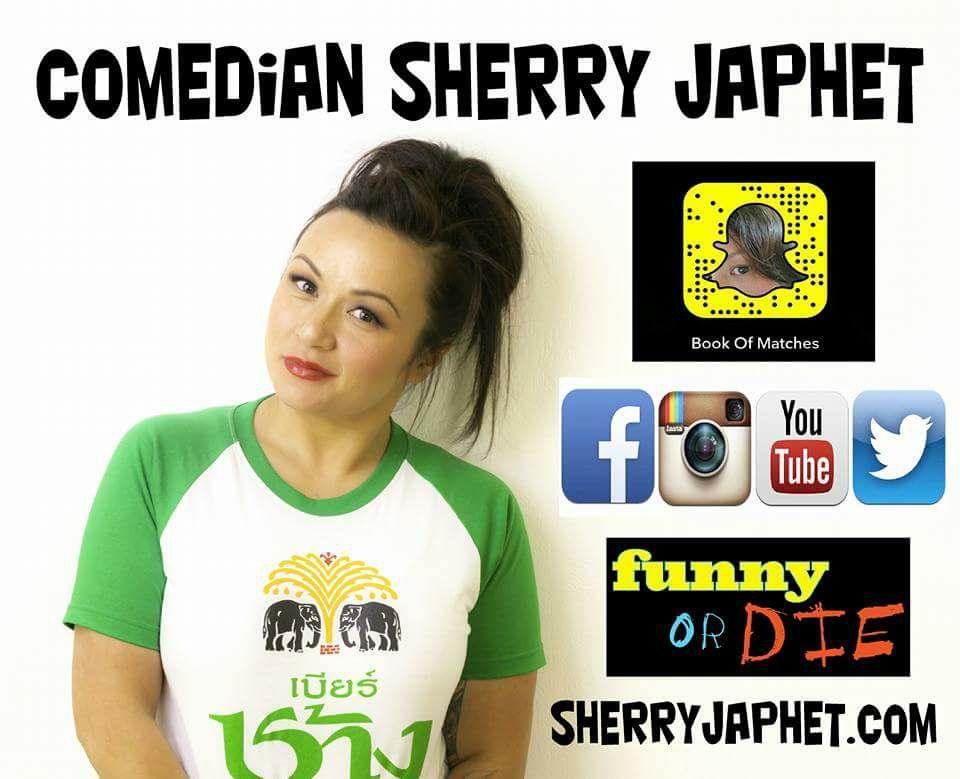 Sherry Japhet comedian