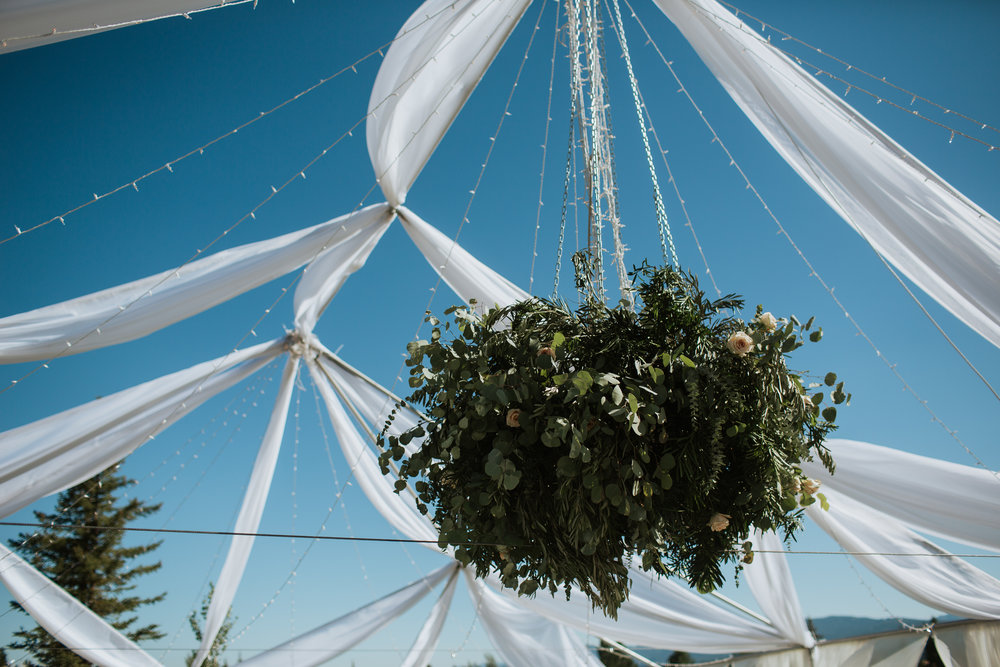 mccall wedding decor