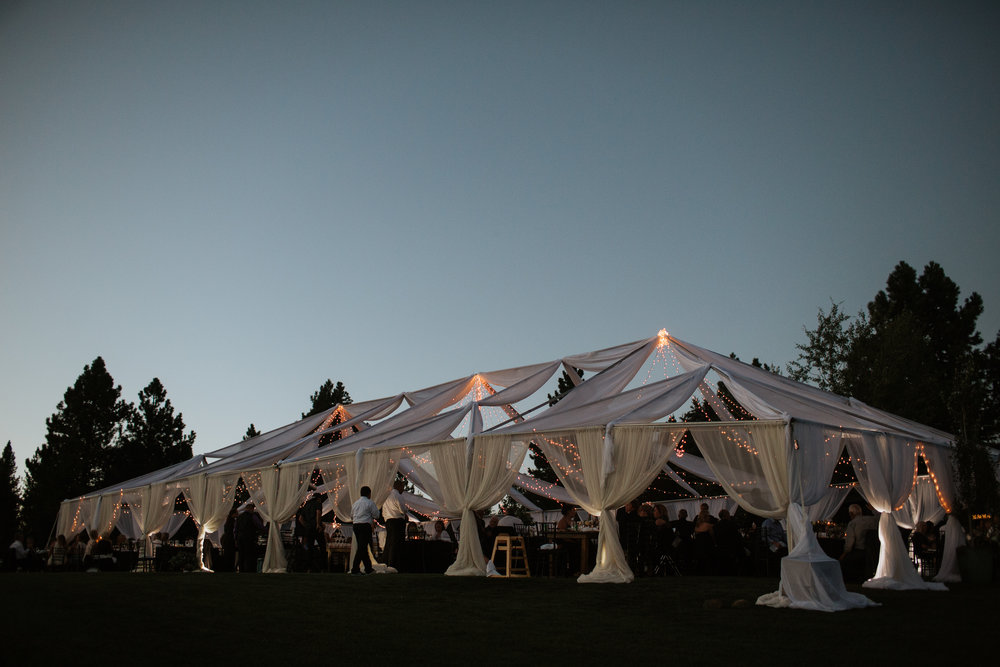 wedding tent Major Events