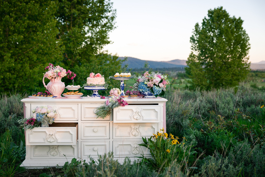 Idaho vintage furniture rentals