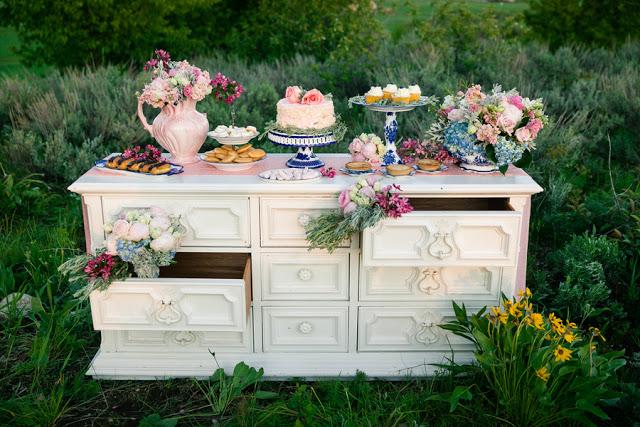 fancy dresser