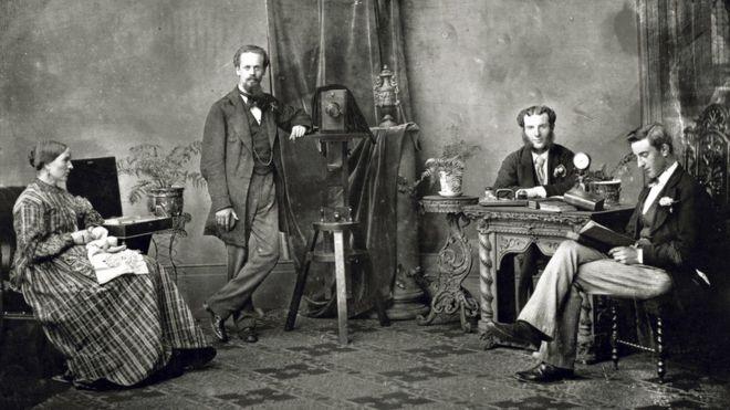 Antique Photo Studio - 古寫真館