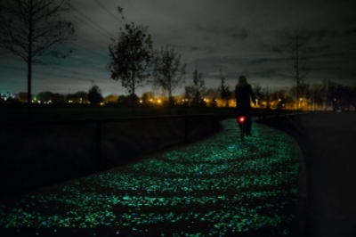 The Van Gough Pathway, courtesy of Studio Roosengaarde