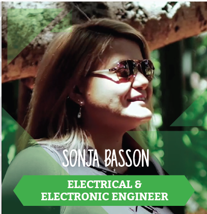 Sonja Basson, Elecrtical and Electronic Engineer