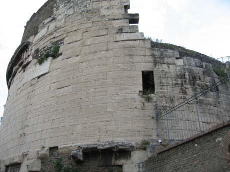 The Roman Ruin Concert Venue