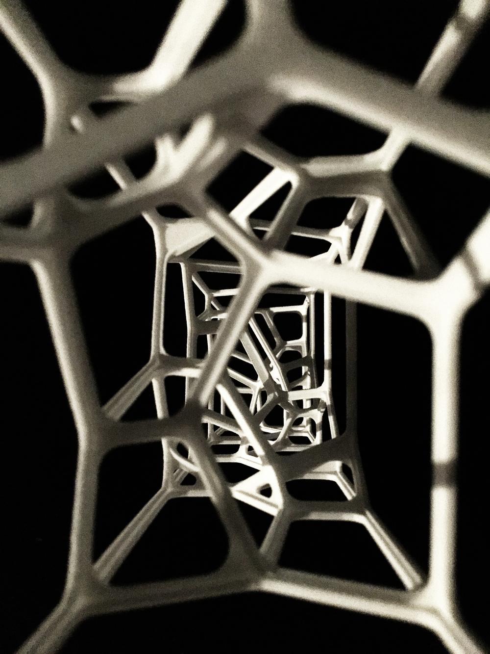 Foam Beam Concept Model
