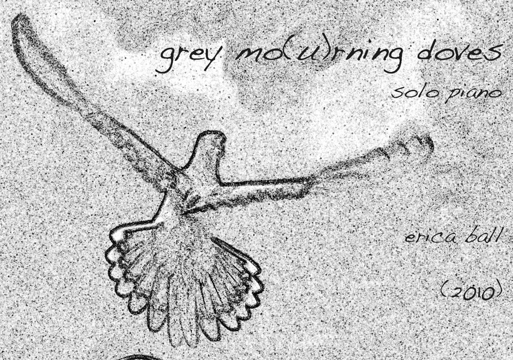 grey mo(u)rning doves   - for orchestra